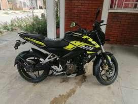 Vendo moto pulsar 200ns mod 2016 como nueva