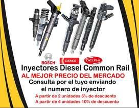 Usado, INYECTORES DIESEL COMMON RAIL segunda mano  Río Tercero, Córdoba
