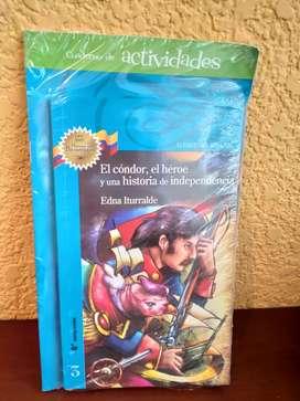 Libro El Cóndor, El Héroe Y Una Historia De Independencia
