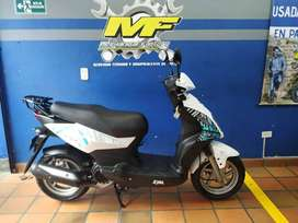 SYM ORBIT 125 TRASPASO INCLUIDO!!!