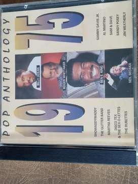 CDS originales de música americana