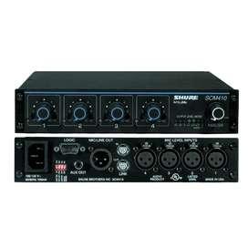 Mezclador Shure SCM410 Automático