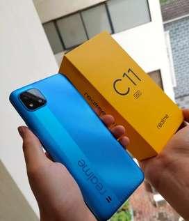 Vendo celular realme c11 flamante