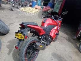 Moto Kawasaki Ninja 2012