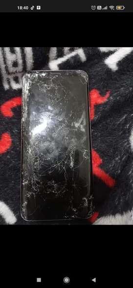 Samsung galaxy S9 plus, para repuestos o mandarlo a reparar