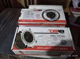Tweeters  Ds 18 Pro tw120 200rms aluminio
