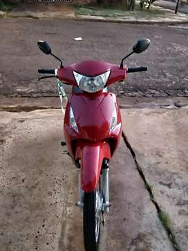 Vendo Honda Biz 125cc ! Negociable !!!