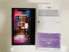Iphone 11 Blanco 128 Gb. Perfecto Estado. Accesorios Completos (Cargador, Audífonos, Caja). Garantía Vigente.