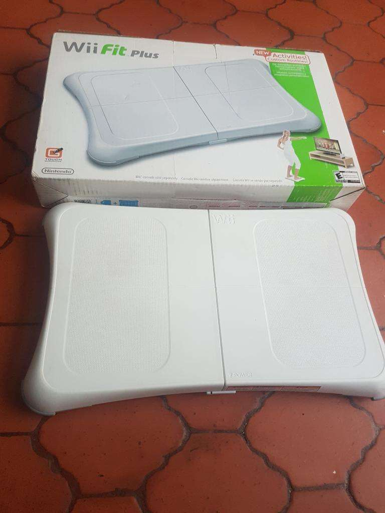 Wii Fit Plus Nintendo 0