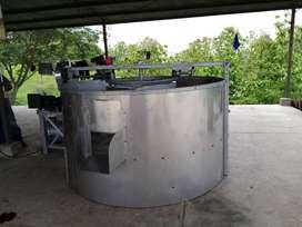 secadoras de cacao