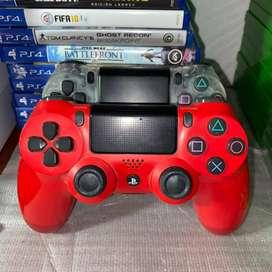 Controles PS4 y accesorios