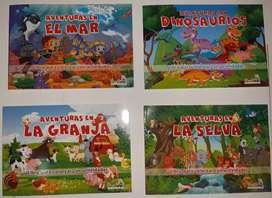 Libros para colorear con actividades al por mayor
