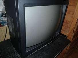TV COLOR TUBO SANYO 21¨ CON CONTROL REMOTO