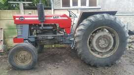 Tractor massey 1078 6 cilindros tres puntos motor nuevo