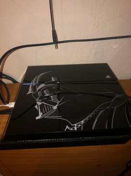 Ps4 500GB Edicion Limitada Star Wars