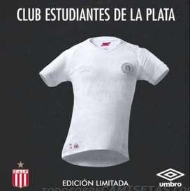 Camiseta de Estudiantes talle L