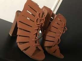 Se Vende Zapatos Usados Talla 36