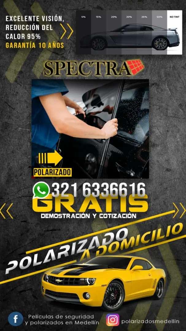 POLARIZADOS DE AUTOS Y VIDRIOS RECIDENCIALES