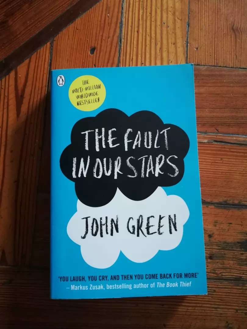The fault in our stars nuevo 0