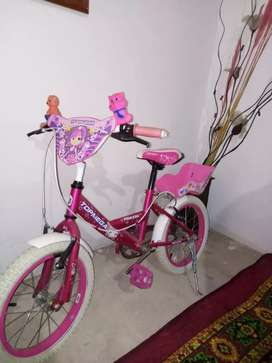 Vendo bicicleta topmega rodado 14