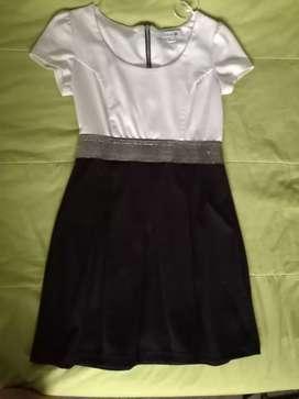 Vestido elegante corto