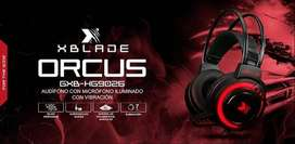 Audifonos Gamer Xblade Orcus