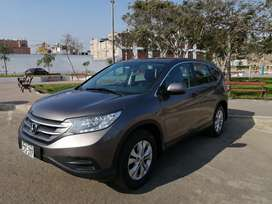 Honda CRV impecable estado de conservación, mantenimientos en casa