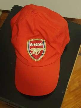 Gorra Arsenal como nueva