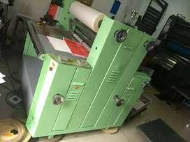 Máquina Plastificadora