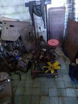 Vendo partes de w1500 y motor completo