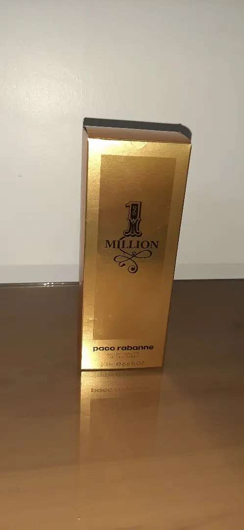 One million dorado de 200 ml 0