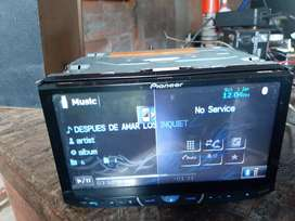 Vendo radio pioner pantalla tactil con usb bluetooth