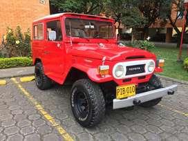 vendo o permuto Toyota Fj40 1978