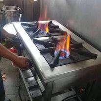 mantenimiento preventivo de sus cocinas y freidora