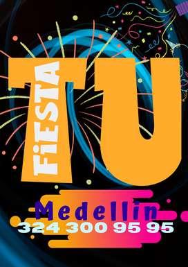 Recreacionistas  Medellin animación   decoración e inflables