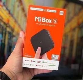 Xiaomi Mi Box S TV 4k Ultra HD Android