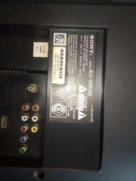 Vendo TV 32 Sony Sin funcionar para repuesto