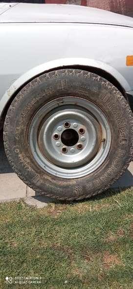 Vendo ruedas armadas 3