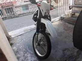Moto honda xr 250 r