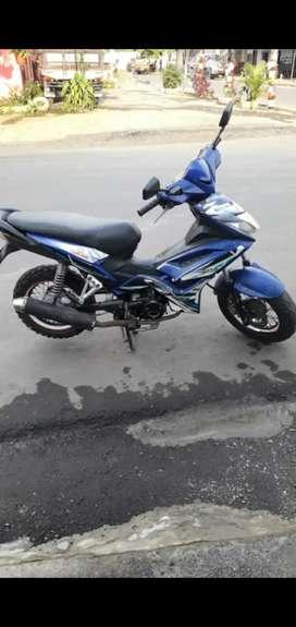 Se vende una  moto caballito marka dukare
