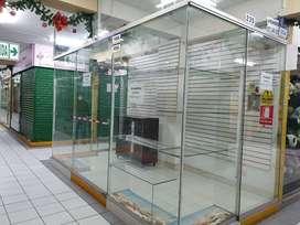 Alquiler de stand Galerías El Rey Jesús María
