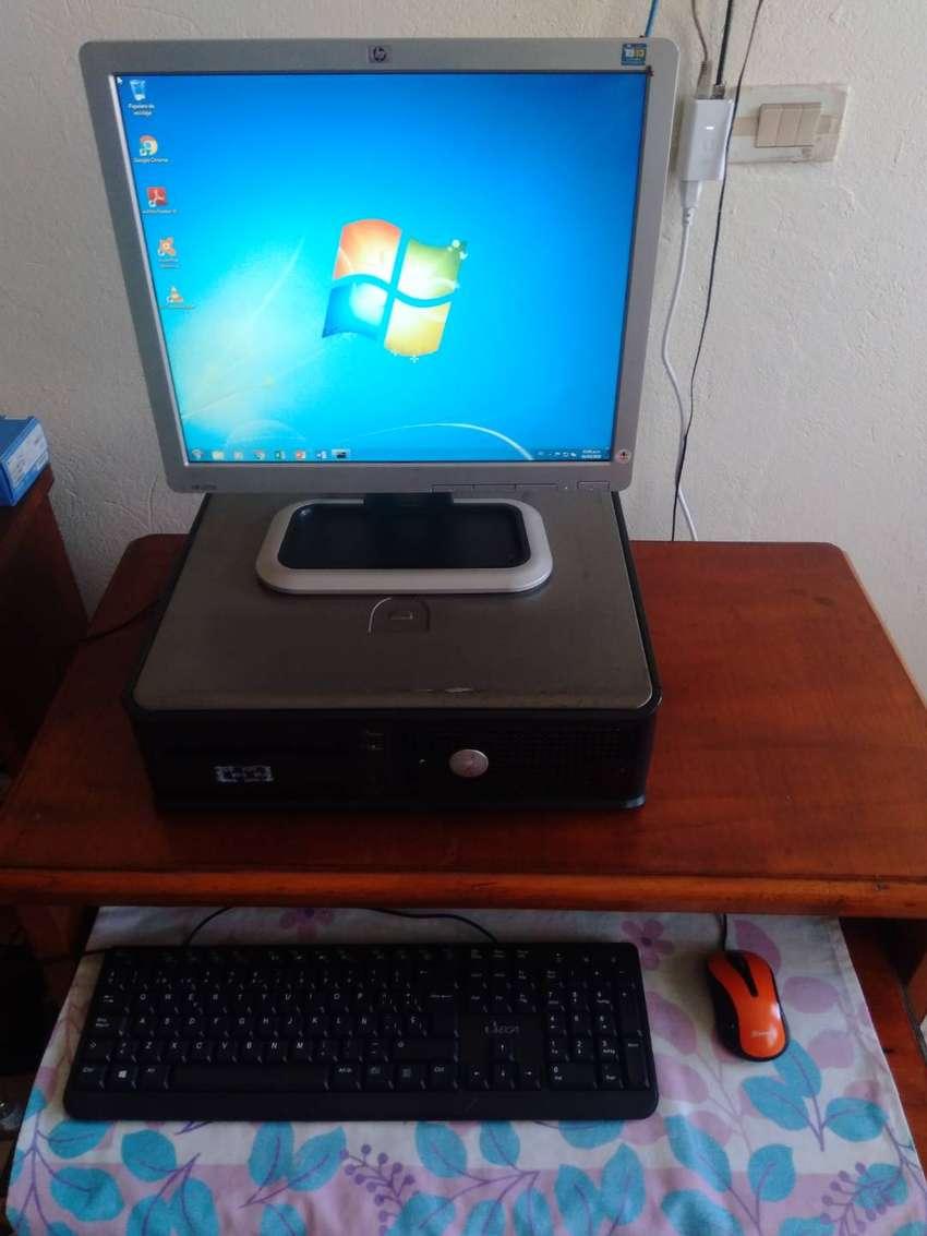Computador de mesa Dell Optiplex 740 0