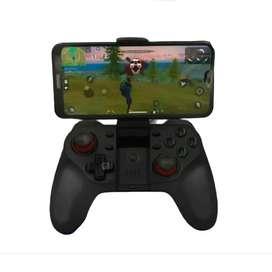 Control Soporte Ajustable Joystick Inalambrico Bluetooth