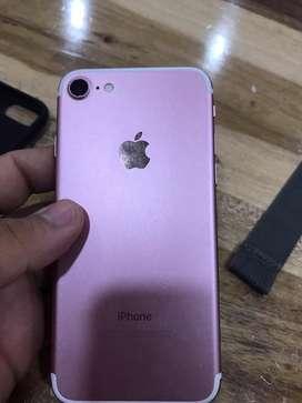 Vendo iphone 7 de 128 gb
