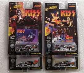 KISS - 1997 Johnny Lightning cars