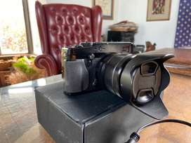 Fujifilm Xpro + 18-55 f2.8 + 2 baterias