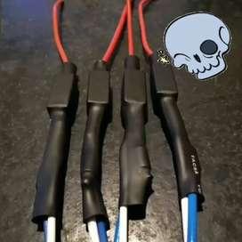 Kit de giros fijos (2 unidades)