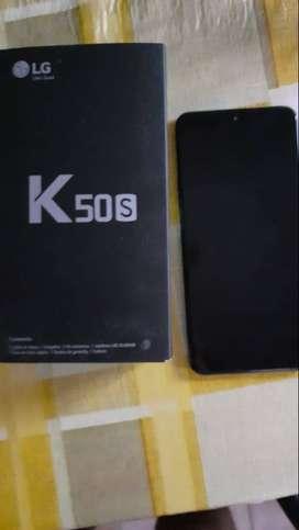 LG K50s Nuevo