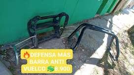DEFENSA MAS BARRA ANTI VUELCO PARA CAMIONETA!!! FERTAS IMPERDIBLES