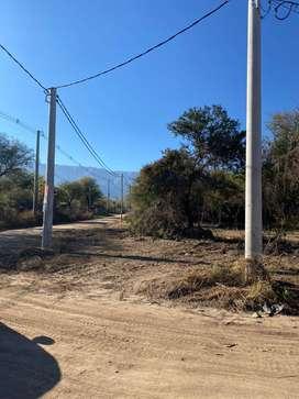 Lote en Merlo, San Luis. Excelente oportunidad para inversion/vivienda.